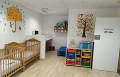 La Escuela de Educación Infantil Comarcal de Cretas cuenta con una segunda aula