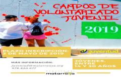 Ya está abierta la inscripción para los campos de voluntariado juvenil internacionales