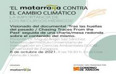 Nuevas actividades sobre el cambio climático para finales de esta semana, en Arens de Lledó y Valjunquera