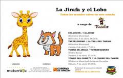 El ciclo de animación a la lectura continúa del 4 al 7 de abril en Calaceite, Valdeltormo, Torre de Arcas y Torre del Compte