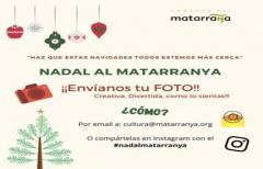 Nadal al Matarranya, una iniciativa para felicitar la Navidad en nuestra comarca