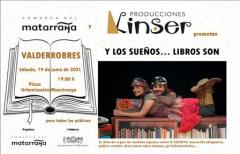 'Y los sueños... libros son', una actividad de animación a la lectura, este sábado en Valderrobres