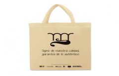 Los establecimientos con Marca de Calidad Territorial Matarraña obsequiarán a sus clientes con bolsas de algodón orgánico reutilizables