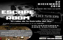 'Escape room' para jóvenes del Matarraña, organizado por las 'Antenas informativas'