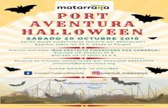 Viaja a PortAventura en Halloween con el Departamento de Juventud