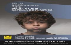 Última actividad de 'Recicla y respira', este sábado en Ráfales