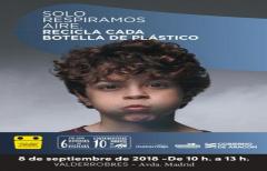 Campaña de concienciación sobre el reciclaje en el Matarraña 'Recicla y respira'