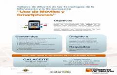Vuelven los talleres de difusión de las tecnologías de la información y comunicación, el 17 de abril, en Calaceite