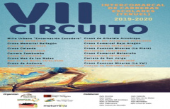 Mañana se presenta el VII Circuito Intercomarcal de Carreras Escolares 2019-2020