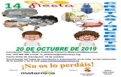 La Ecofiesta se celebrará el domingo, 20 de octubre, en Cretas