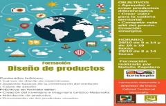 Curso de formación para diseño de productos, dirigido a empresas de la Marca de Calidad Territorial