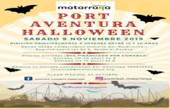 El Departamento de Juventud organiza un viaje a Port Aventura en Halloween