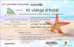 La Comarca del Matarraña realiza una actividad cultural en Monroyo y presenta el cuento que edita anualmente