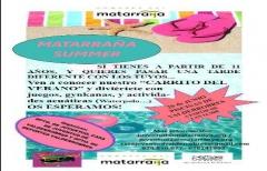 Matarraña Summer viajará el próximo 04 de julio a Calaceite