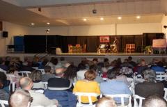 Alta participación en los primeros actos programados en las Jornadas Culturales del Matarraña