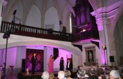Éxito de participación en el XV Ciclo de órgano 'Comarca del Matarraña', celebrado en Fuentespalda