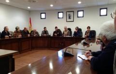 La Comarca firma el convenio con las asociaciones de jubilados y pensionistas del Matarraña