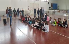 Los alumnos de Cretas y Arens de Lledó conocen cómo se trabaja en turismo en la comarca