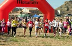 El Cross comarcal se celebrará el 12 de abril en Monroyo