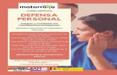 Curso de defensa personal para mujeres en la comarca del Matarraña. Inscripciones hasta el 26 de octubre