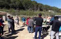 Tercera sesión del curso de 'Agricultura Ecológica', este sábado en la sede de la Comarca del Matarraña