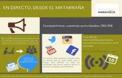 La Comarca del Matarraña difundirá las actividades que empresas o particulares emitan en directo, a través de las redes sociales