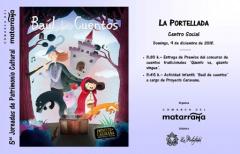 Este domingo se entregaran los premios del concurso 'Qüento va, qüento vingue' en La Portellada