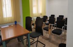 La Comarca del Matarraña crea un espacio compartido de trabajo en la sede comarcal de Valderrobres