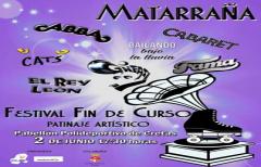 Los niños de la comarca ofrecerán un festival de patinaje este sábado, en Cretas