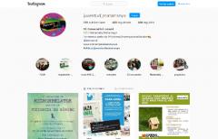 Concurso en Instagram para jóvenes, para concienciar y sensibilizar sobre la violencia de género