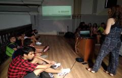 Los alumnos de 1º de ESO conocen el órgano de Fuentespalda, a través del Departamento de Patrimonio de la Comarca