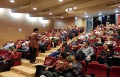 Éxito de participación en el primer fin de semana de las Jornadas Culturales del Matarraña