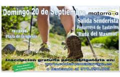 El Departamento de Deportes organiza varias actividades para este mes de septiembre