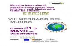 Este domingo, visita el Mercado del Mundo en Valderrobres