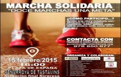 Las empresas y establecimientos del Matarraña han colaborado generosamente con las marchas solidarias