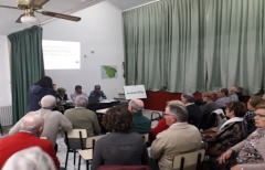 Buena acogida de la presentación del mapa toponímico de Valdeltormo