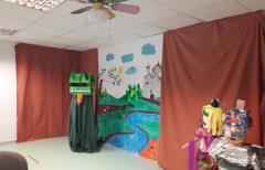 Ya se puede ver el vídeo de la leyenda de San Jorge que han realizado los niños de la Escuela comarcal Infantil 'Sagalets'