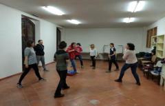 Éxito de participación en los talleres de autodefensa personal para mujeres
