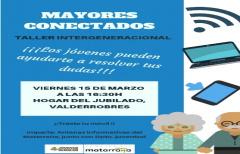 El 15 de marzo se celebrará un nuevo taller intergeneracional en Valderrobres