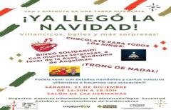 Este sábado, tarde navideña con las Antenas Informativas del Matarraña en Valderrobres