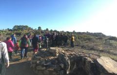 Recuperado el patrimonio de las 'Tumbas altomedievales de 'El Clot' en Mazaleón