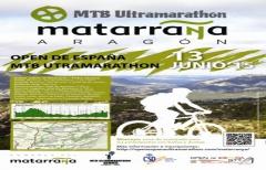 Ultramarathon MTB Matarraña - Aragón, el 13 de junio